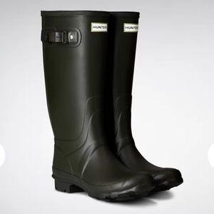 Women's, Huntress, Wide Calf, HUNTER Rain Boots
